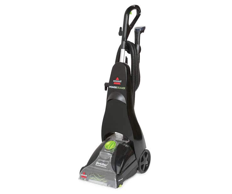 Fantastic price for carpet cleaner. Today only 10-02 in store at Big Lots! Bissell 1623 Power Steamer Carpet Cleaner $56.79 + tax with MIR. $75.99 10-03 to 10-08.