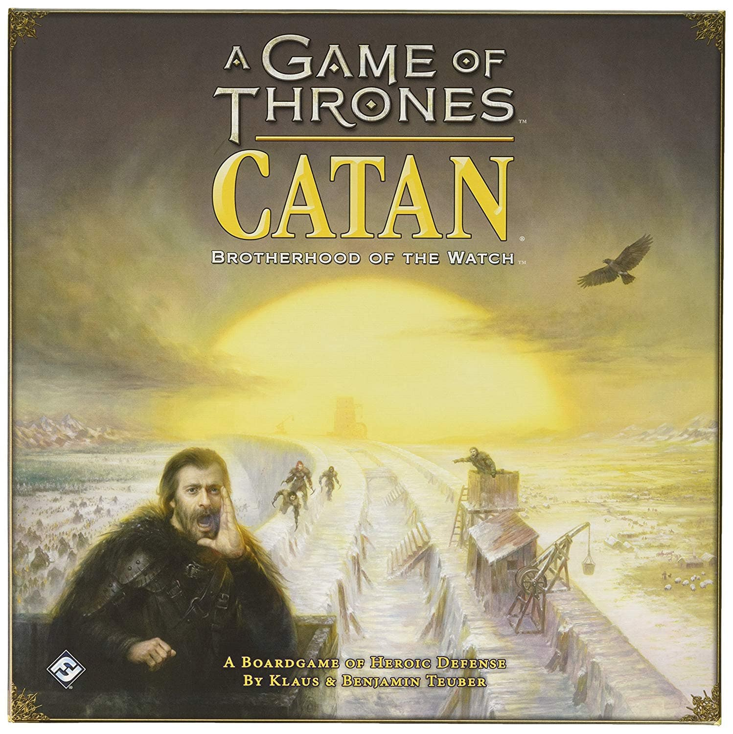 Catan: A Game of Thrones for $37.10 at Amazon