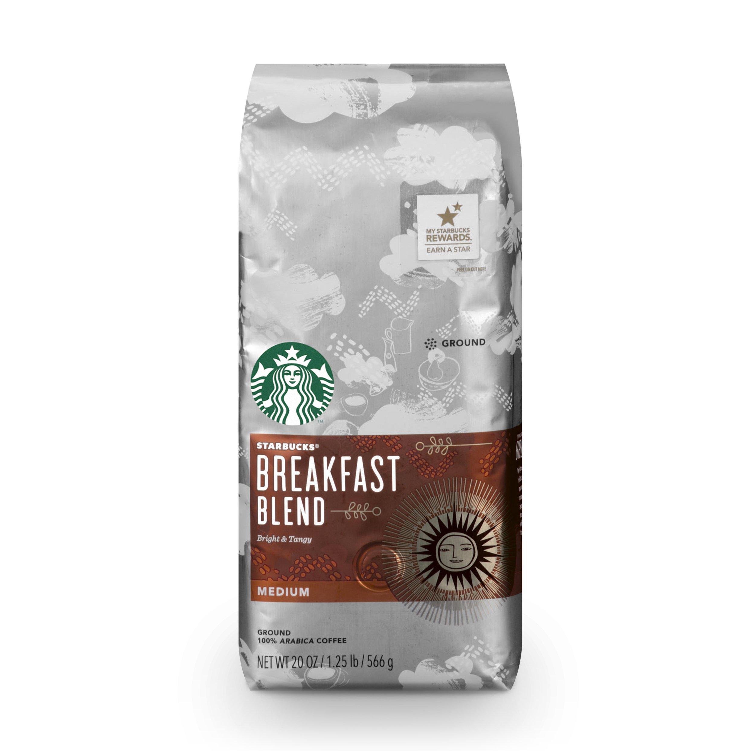 Starbucks House Blend Ground 20oz $5.42 Amazon Add-on
