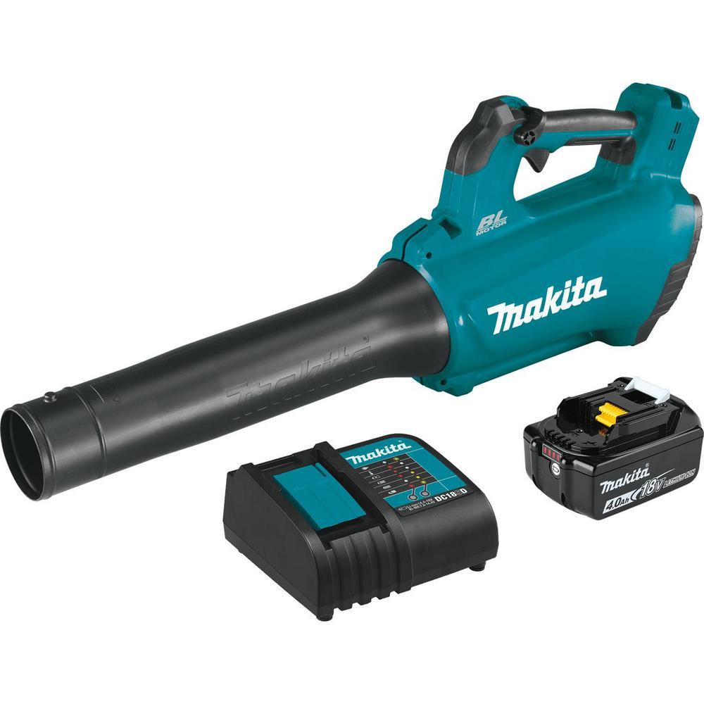 Makita 18V Cordless Brushless Blower Kit $109 Home Depot Clearance B&M YMMV