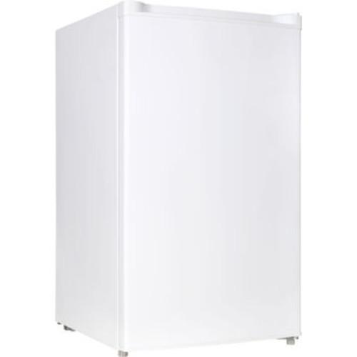 Daewoo 4.4CuFt Energy Star White Compact Refrigerator FR-044RVWE $99.99