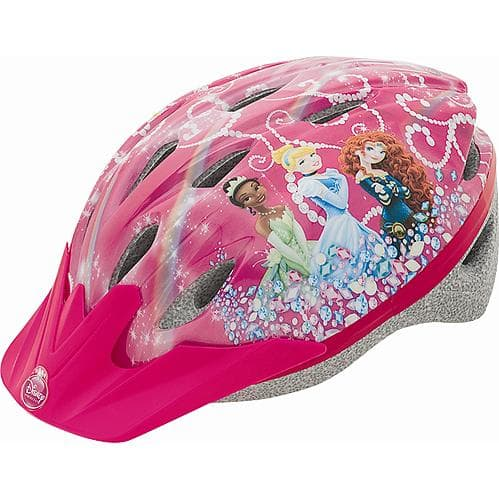 Bike Helmet Disney Princess Child for $14.19