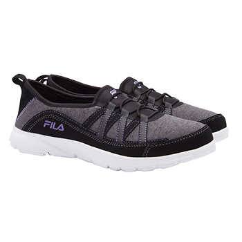 Fila Ladies' Slip On Shoe for 14.99 and free shipping $14.99