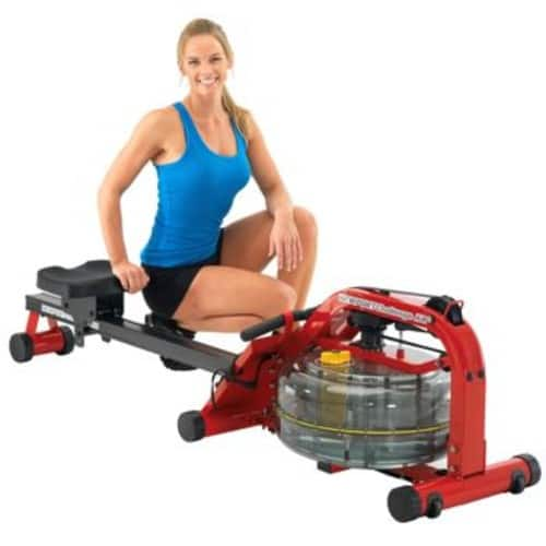First Degree Fitness Newport Challenge AR Water Rowing Machine for $649.99