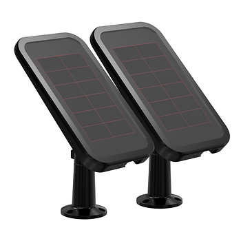 Arlo Solar Panel 2-pack Bundle for $130 $129.99