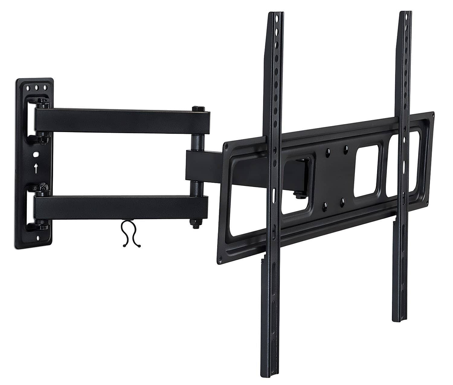 "Full motion 37-70"" tv wall mount $14.99 w/ free prime shipping."