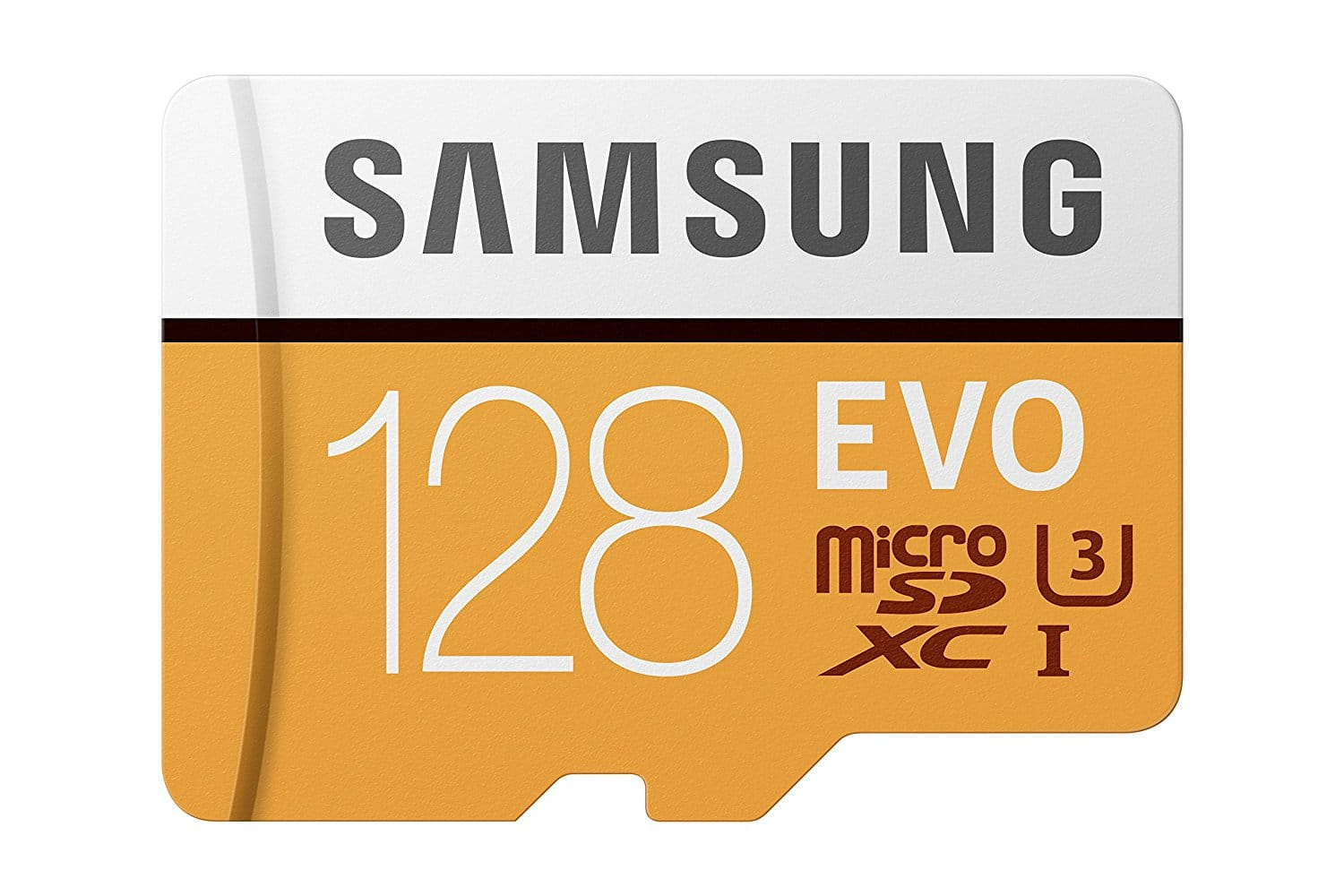 Samsung 128GB EVO Class 10 Micro SDXC Card with Adapter - $13 YMMV In-Store only