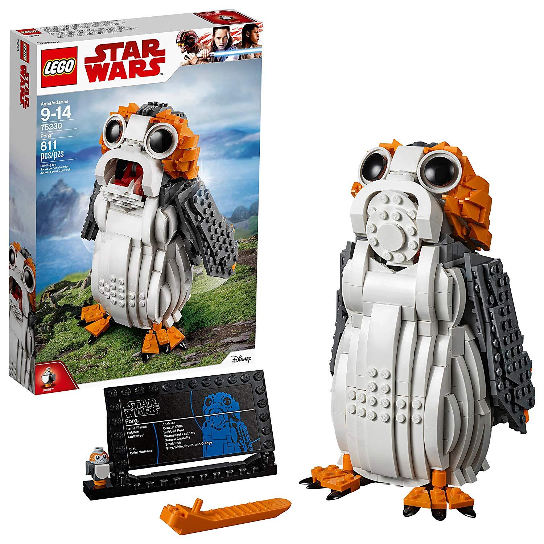 Star Building Porg Kit811 Piece 75230 WarsThe Lego Jedi Last GqzpSMUV