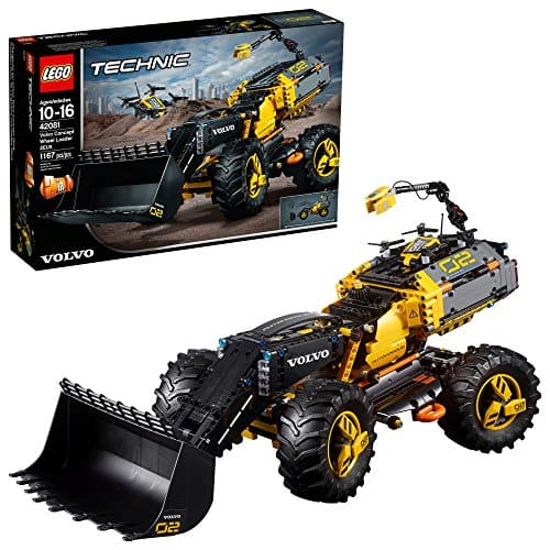 LEGO Technic Volvo Concept Wheel Loader ZEUX $90 + Free Shipping