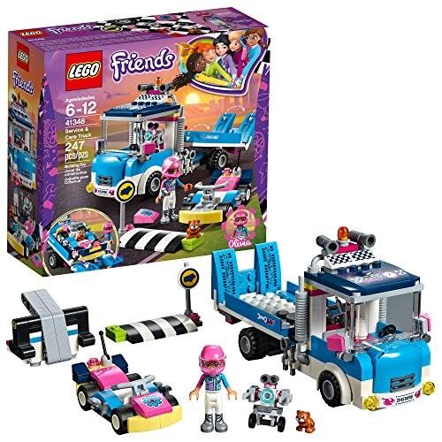 LEGO Friends Service and Care Truck 41348 Building Kit (247 Piece) $̶2̶0̶ $13.99