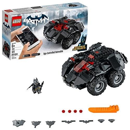 LEGO DC Super Heroes App-controlled Batmobile 76112 Remote Control $77.69