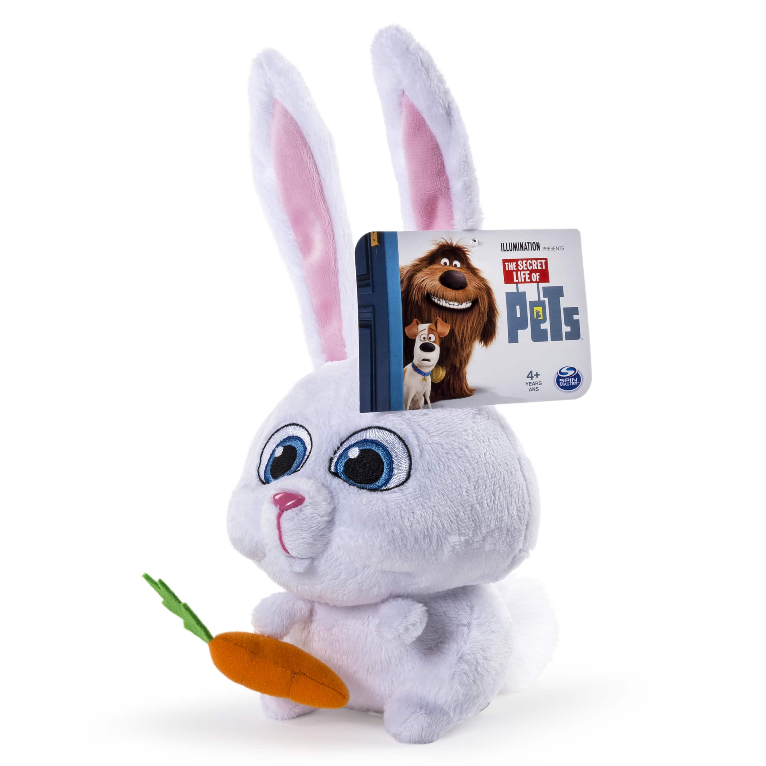 "The Secret Life of Pets - 6""  Plush Buddies $2.68 - Only ships with $25 orders"