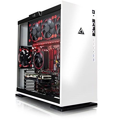 CLX SET TGASETGXM8504WR VR-Ready Gaming PC - AMD Ryzen 7