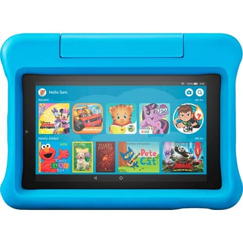 "Amazon Fire 7 Kids Edition 2019 release 7"" Tablet 16GB Blue B07H8WS1FT - $59.99 + FREE SHIPPING"