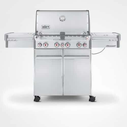 Weber® Summit S-470 LP Gas Grill 7170001 - $1679.99 ($1,596 with REDCard)