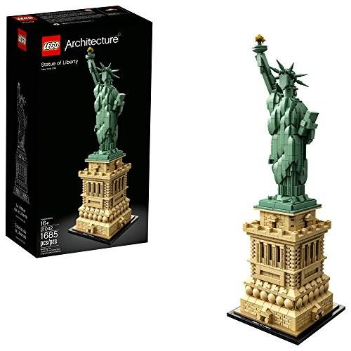 LEGO Architecture Statue of Liberty 21042 Building Kit (1685 Pieces) - Walmart/Amazon $95.95