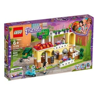 LEGO Friends Heartlake City Restaurant Building Kit with Restaurant Playset and Mini Dolls 41379 - Target (in-store only) - $35.99