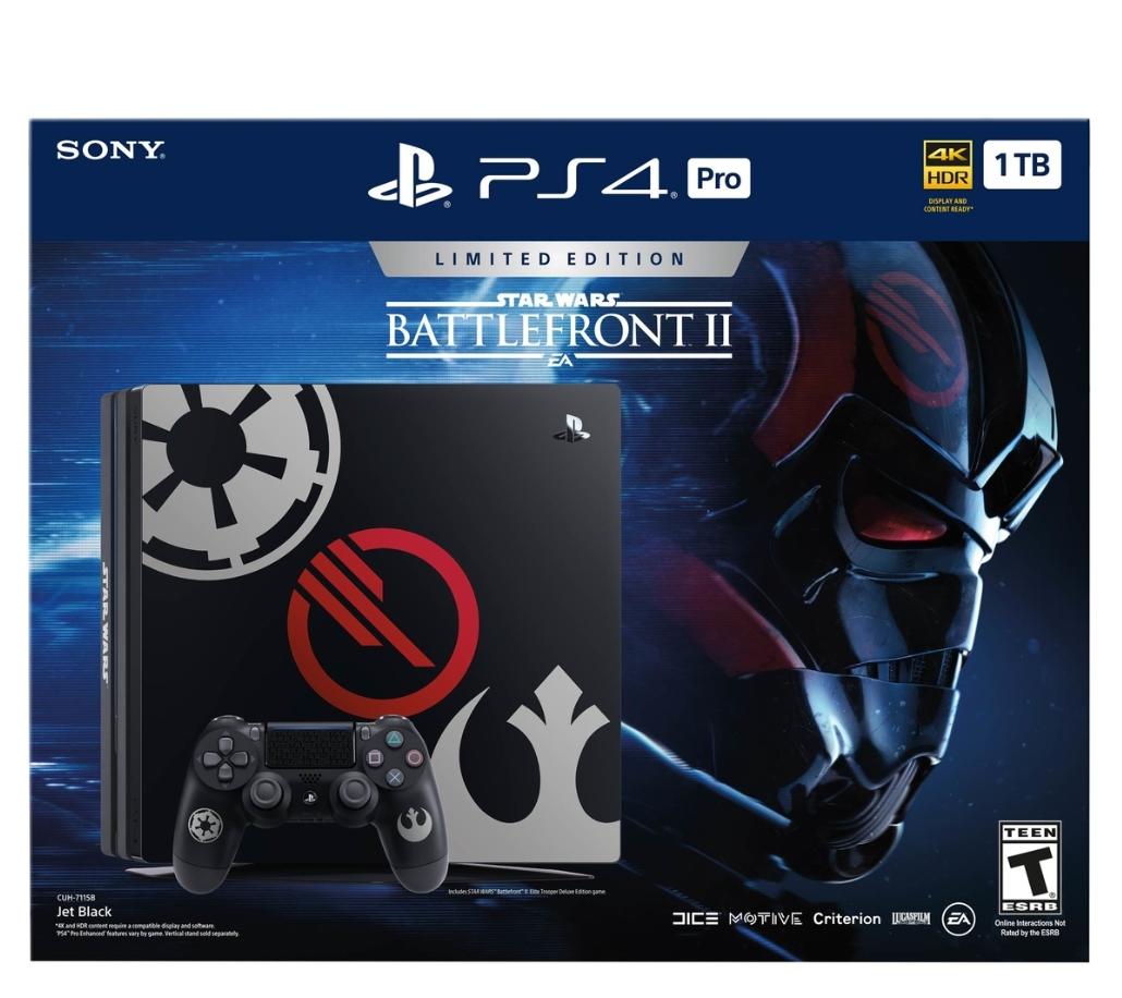 Aafes PS4 Pro SW 2 LE  $380/VR GT Bundle $199  (Military+Vet)