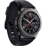 Samsung Gear S3 Frontier or Classic Smartwatch with $50 Reward eCertificate and Gear S3 Classic Leather Band – Navy at Samsung.com for $299.99