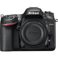 Nikon D7200 DSLR Body Certified Refurbished BuyDig via Ebay - $680