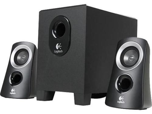 DEAL IS BACK- Logitech Z313 Speaker System Refurb Newegg via eBay - $20.99