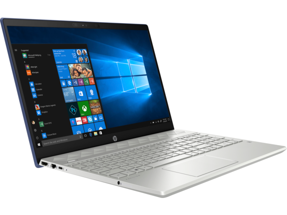 "HP Pavilion 15z 15.6"" Touchscreen Laptop: AMD Ryzen 3, 8GB RAM, 1TB HDD, AMD Radeon Vega 3 Graphics - $369.99"