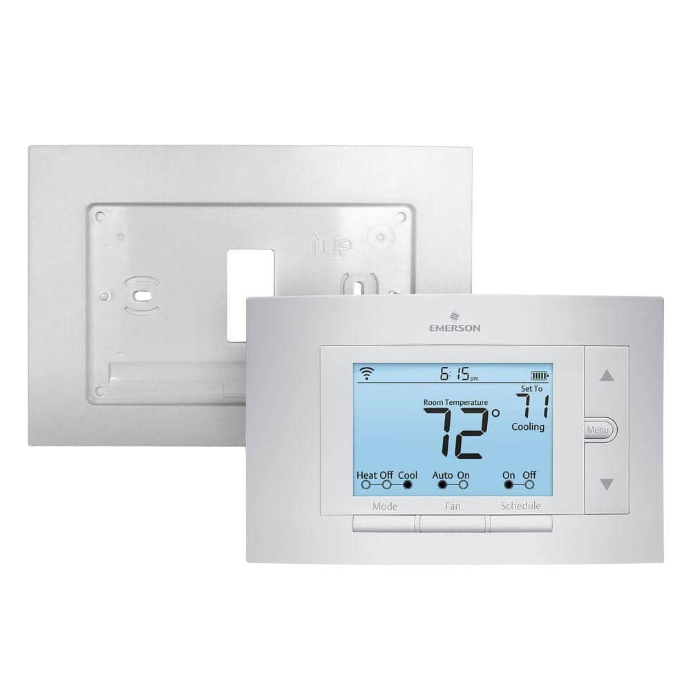 Sensi wifi thermostat and plate bundle @ Hone Depot for $99.99