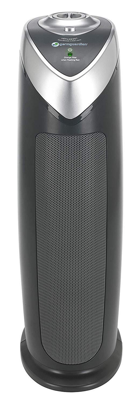 """Germ Guardian AC4820 22"""" 3-in-1 True HEPA Filter Air Purifier $62.99"""