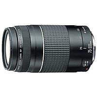 Canon EF 75-300mm f/4-5.6 III Telephoto Zoom Lens $  100 @Amazon