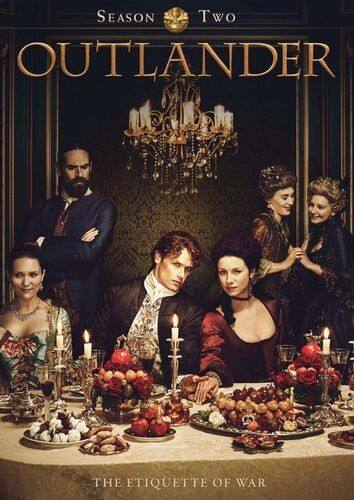 Outlander - Season 2 (Blu-ray/UV)  $10