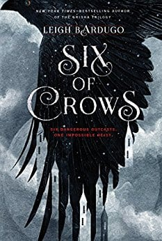 Six of Crows (by Leigh Bardugo) [Kindle Edition]  $3
