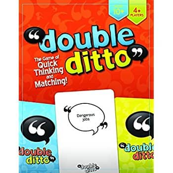 Double Ditto Family Party Board Game  $13 each (or 2 for $20)