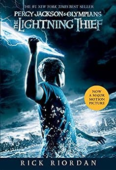 Percy Jackson books (paperback) on sale $3-4 each