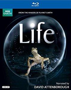 Life  (David Attenborough)  [Bluray Box Set]  $15