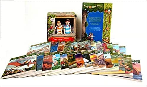 Magic Tree House series box sets on sale: from $8