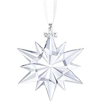 Back in stock: New 2017 Swarovski Annual Edition Christmas Ornament  $20