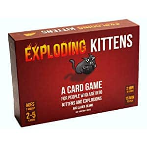 Amazon Black Friday: 35% off party games: Card Against Humanity $17.5, Exploding Kittens $13