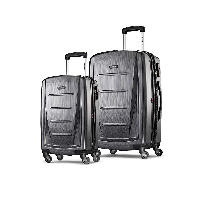 Amazon Black Friday: 50% off Samsonite 2-pc luggage set with Spinner wheel $139.99