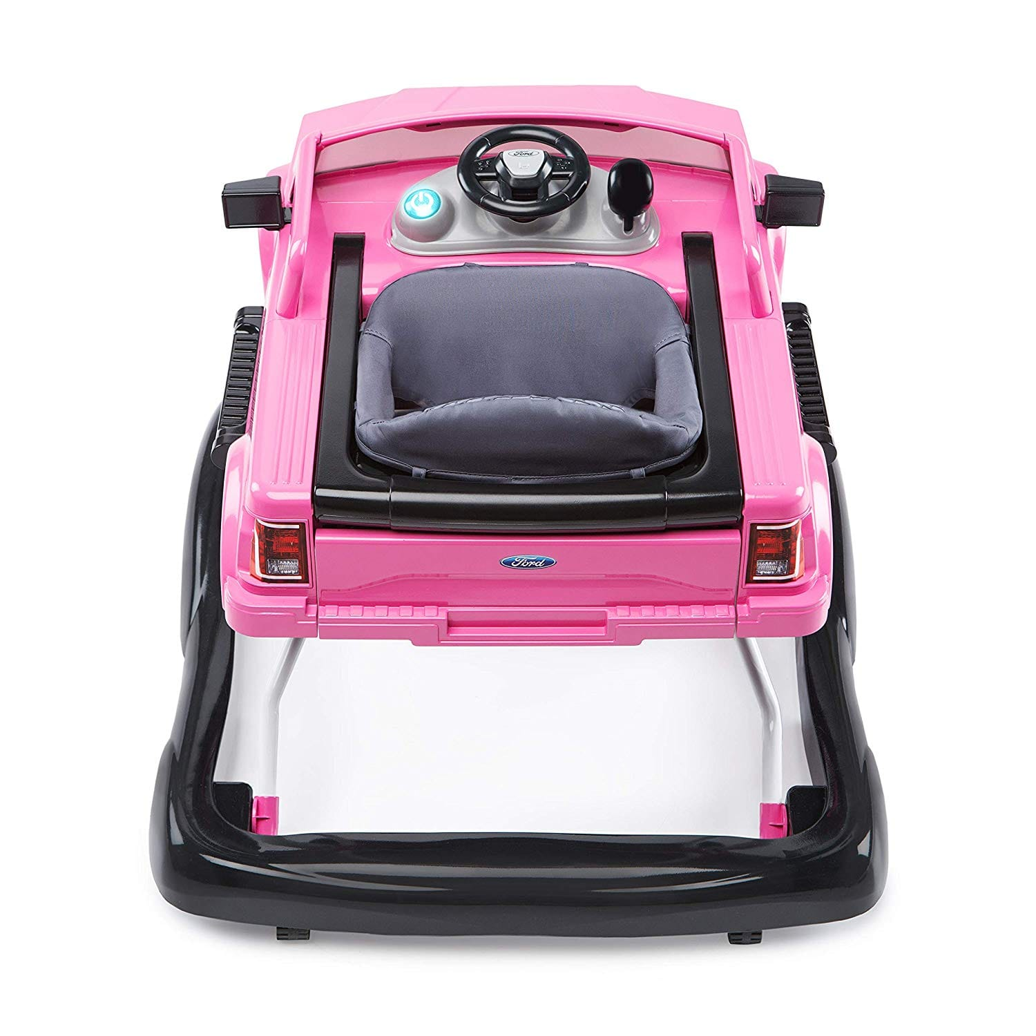 Bright Starts 3 Ways to Play Walker - Ford F-150, Pink, Ages 6 months+  $42