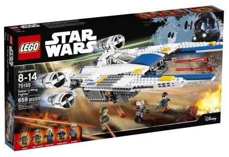 LEGO Star Wars Rebel U-Wing Fighter - $68 + FS