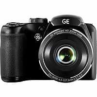 Sears Deal: GE 16-Megapixel Power PRO Series X450 Digital Camera- Sale $49.98