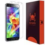 Skinomi TechSkin Screen Protector for Samsung Galaxy S5 @ $0.99 on Amazon + Free Shipping for Prime