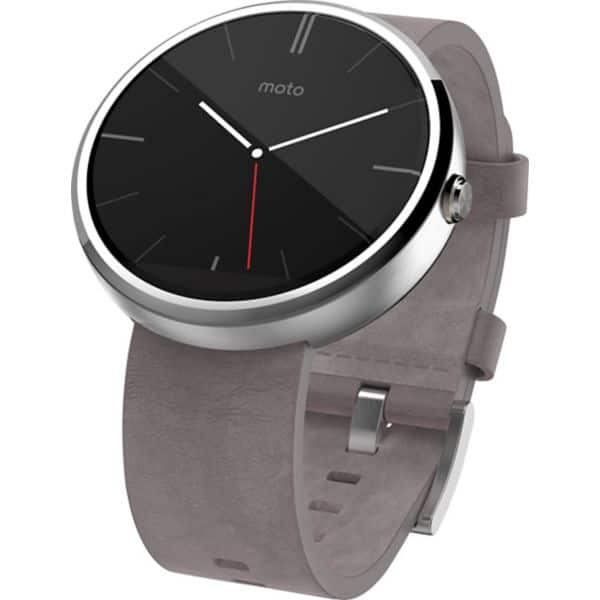 Moto 360 Watch for $74.92 at Staples In-store Only  -YMMV