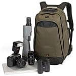 Camera Bags: Lowepro Scope Photo Travel 350 AW Backpack $40, Manfrotto Professional 30 Shoulder Bag $50 + Free Shipping