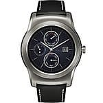 LG G Watch Urbane Smartwatch (Gold or Silver) + $75 B&H Gift Card $299 + Free Shipping