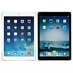16GB Apple iPad Air Wi-Fi + AT&T Unlocked 4G LTE Tablet (New, Open Box) $300 + Free Shipping