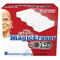 Amazon Deal: 8-Count Mr. Clean Magic Eraser Extra Power Home Pro