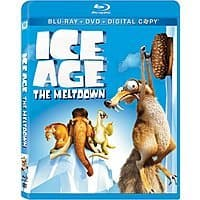 Amazon Deal: Ice Age: The Meltdown or Dawn of the Dinosaurs (Blu-Ray + DVD)
