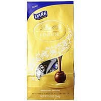 Amazon Deal: 9.3oz Lindt Lindor Truffles (Assorted Dark Chocolate)
