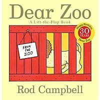 Walmart Deal: Dear Zoo: A Lift-the-Flap Book